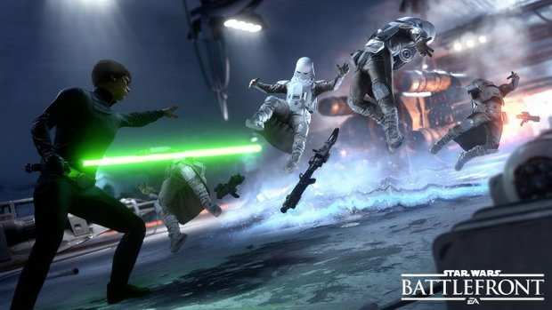 Star Wars Battlefront: PS4 ist Lead-Plattform