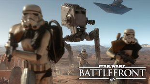 Star Wars Battlefront: Offizielle Systemanforderungen für den Multiplayer-Shooter