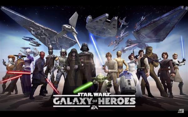 star wars galaxy of heroes_characters