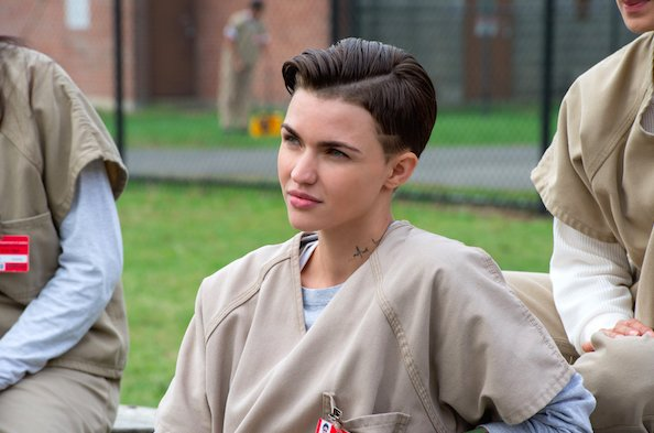 Ruby Rose als Stella Carlin in OITNB ©Netflix
