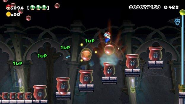 Super Mario Maker: Das neue Update spart viel Zeit