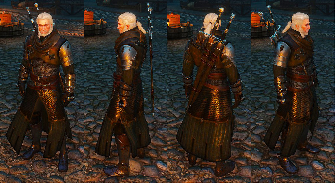 Witcher  Lvl  Build