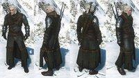 The Witcher 3: Meisterlich gefertigtes Bären-Rüstungsset - Schemata
