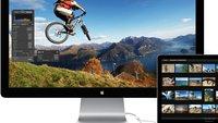 Apple Thunderbolt Display: Verlängerte Lieferzeiten schüren Hoffnung auf neues Modell