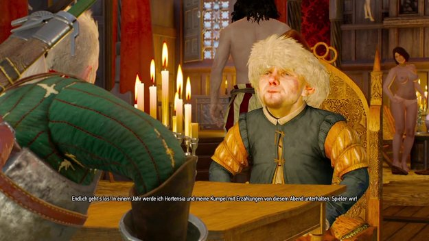 The Witcher 3 Wild Hunt: Ihr glaubt nicht, wie Gwint erfunden wurde