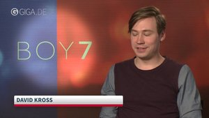 Boy 7 - GIGA im Interview mit David Kross
