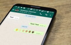 WhatsApp für Android: Beta...