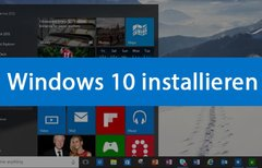 Windows-10-Upgrade sofort...