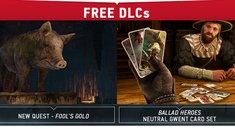 The Witcher 3 - Wild Hunt: DLC-Inhalte bestätigt