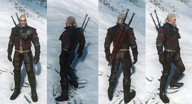 The Witcher 3: Überlegenes Wolf-Rüstungsset - Fundorte der Schemata, benötigte Materialien, Werte und Screenshots