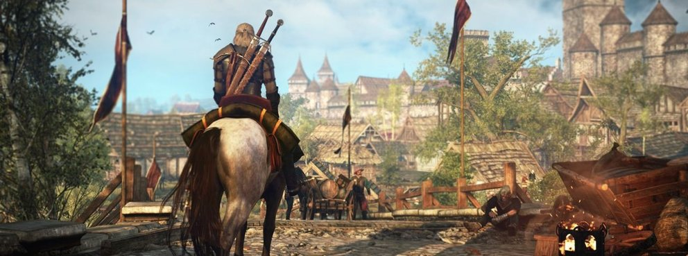 The Witcher 3 Mehr Tragen