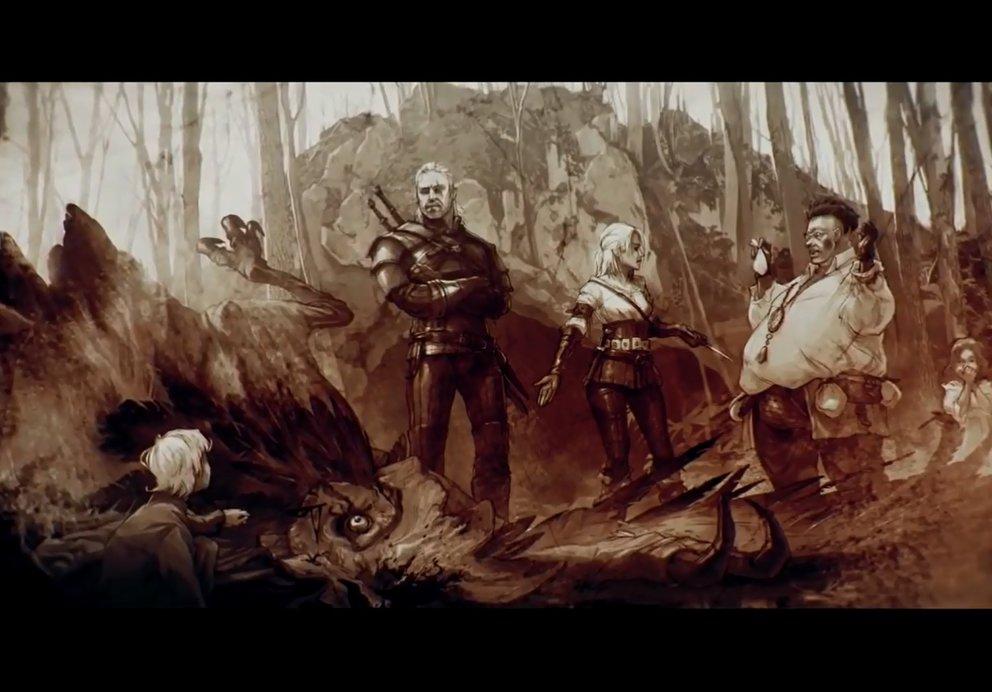 Ciri kann Geralt stolz machen und in seine Fußstapfen treten.