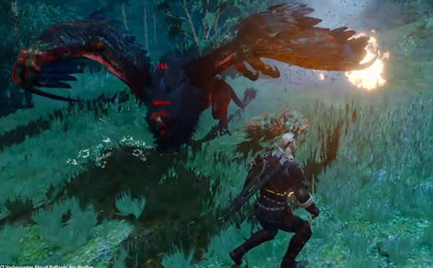 The Witcher 3 Walkthrough: Hexer-Auftrag - Die Kreatur aus dem Wald von Oxenfurt (mit Video)