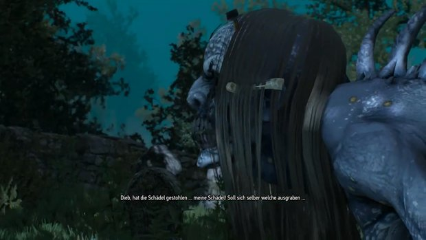 The Witcher 3 Walkthrough: Hexer-Auftrag - Die lustige Witwe