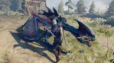 The Witcher 3 Walkthrough: Hexer-Auftrag - Drache (mit Video)