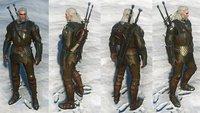 The Witcher 3: Meisterlich gefertigtes Greifen-Rüstungsset - Schemata