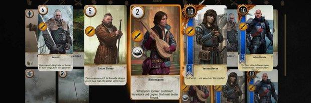 Gwent-Kartenspiel: Karten kaufen oder selber basteln - Welche Alternativen gibt es?