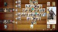 The Witcher 3 Walkthrough: Hohe Einsätze - so gewinnt ihr das große Gwint-Turnier in Novigrad (mit Videos)