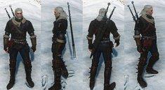 The Witcher 3: Katzen-Rüstungsset - Karte mit Fundorten