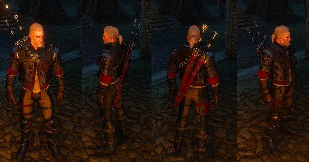 The Witcher 3: Meisterlich gefertigtes Wolf-Rüstungsset - Fundorte der Schemata, benötigte Materialien, Werte und Bilder