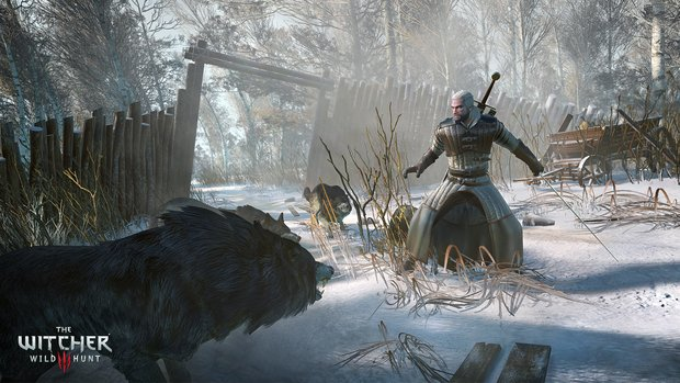 The Witcher 3: Nach dem Ende weiterspielen - geht das? (Achtung Spoiler!)