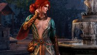 The Witcher 3 Outfits: Alternative Kostüme für Triss und Yennefer mit Screenshots