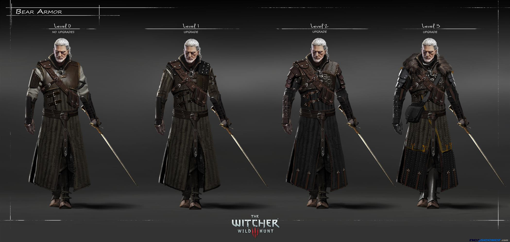Witcher Rüstungssets