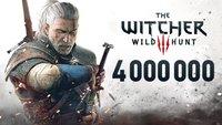 The Witcher 3 Wild Hunt: 4 Millionen Verkäufe in 2 Wochen