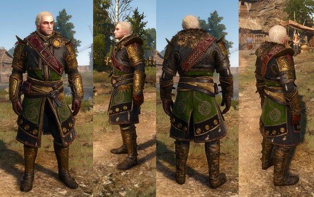 The Witcher 3: Skellige-Rüstungsset - Fundorte, Werte und Screenshots der Undvik-Ausrüstung auf einen Blick
