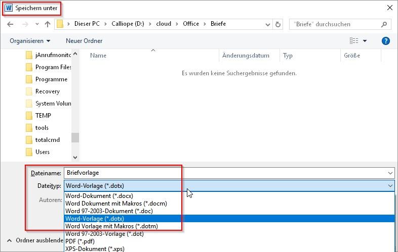 Word-Formatvorlagen laden, erstellen und ändern – GIGA