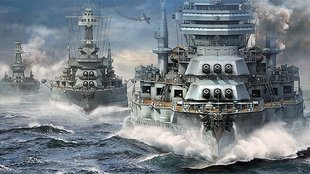World of Warships: Grundlagen der Online-Seeschlachten