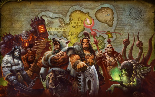 World of Warcraft: Fliegen auf Draenor - dank Patch 6.2