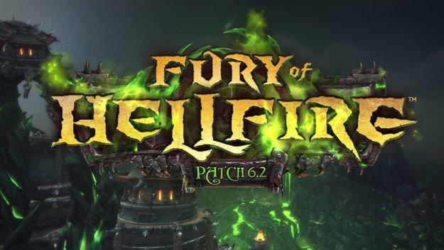 "World of Warcraft: Patch 6.2 - Das umfasst ""Fury of Hellfire"""