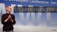 Apples WWDC: Die Highlights von 2005 bis heute
