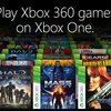 Xbox One: Liste aller abwärtskompatiblen Spiele (Xbox 360 & Original Xbox)