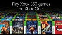 Xbox One: Finale Liste aller abwärtskompatiblen Spiele (360 & Original)