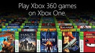 Xbox One: Liste der abwärtskompatbilen Xbox 360-Spiele