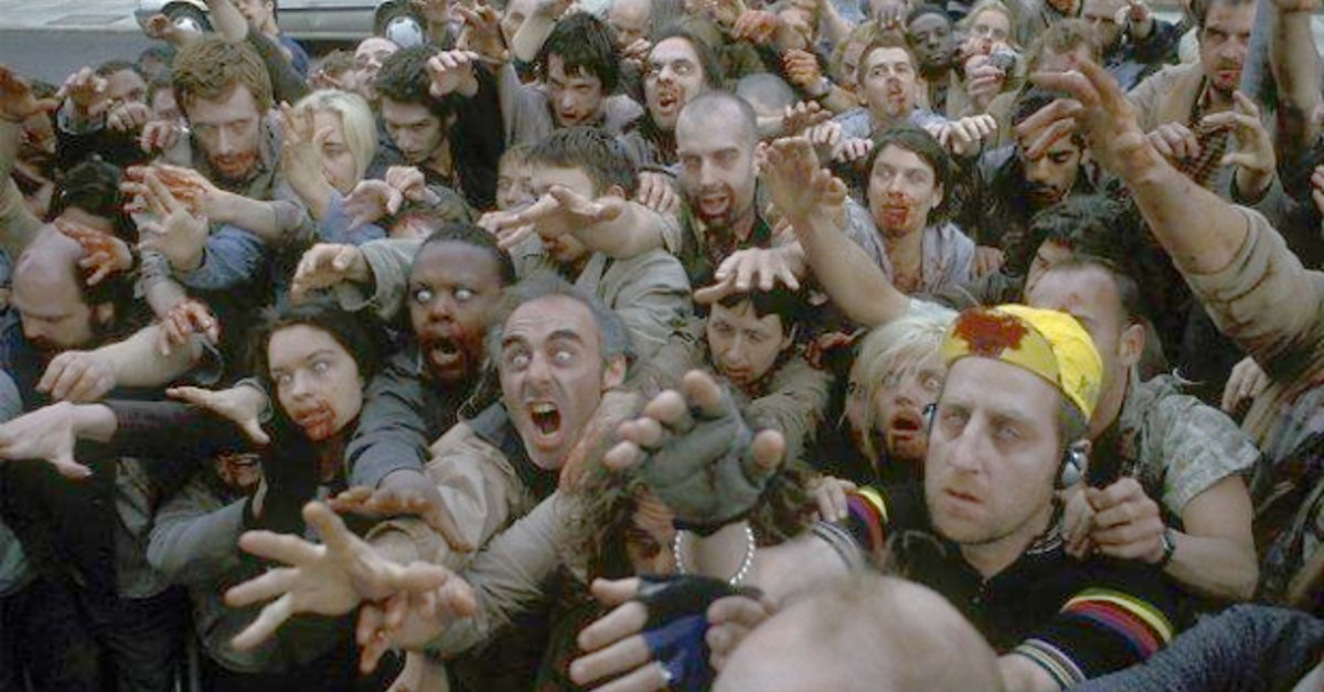 Die Besten Zombie Serien