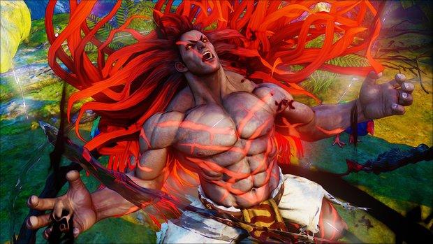 Street Fighter 5: Necalli ist der neue Charakter im Prügelspiel