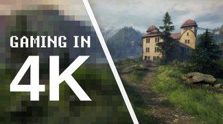 4K-Gaming: Lohnt sich der Umstieg?