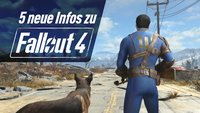 Fallout 4 - Romanzen, Dogmeat & Co: 5 neue Infos im Video!