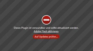 Firefox-Lösung: Dieses Plugin ist verwundbar und sollte aktualisiert werden – Adobe Flash Video
