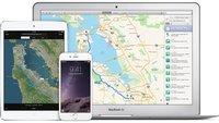 Apple: iOS-Benutzer verwenden Apple-Karten dreimal so oft wie Google Maps