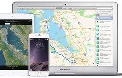 Apple Maps: Kamera-Fahrzeuge...