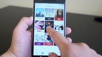 Apple News lernt laufen: Erste Live-Bilder der Nachrichten-App (iOS Beta 3)