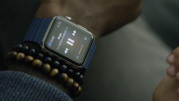 Vier neue Werbespots zeigen Apple Watch im Alltag