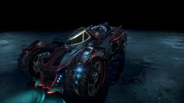 Batman - Arkham Knight: Mit allen Batmobilen durch Gotham rasen