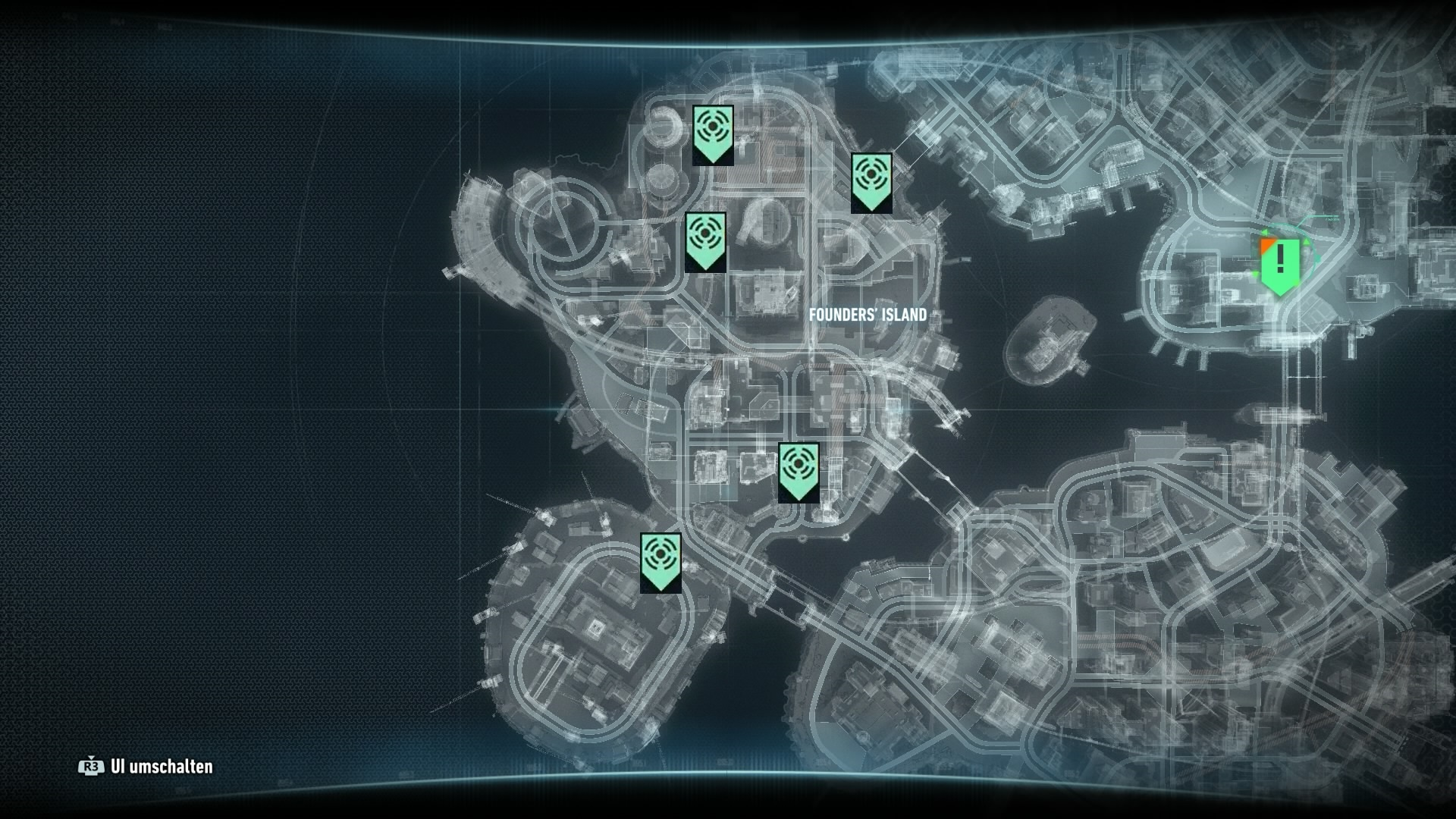Batman arkham knight serial killer body locations