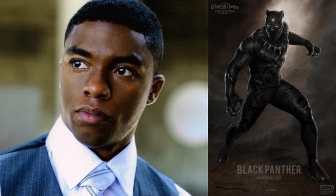 Black Panther Besetzung