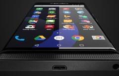 BlackBerry Venice: Renderbild...